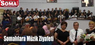 Müzik Gönüllüleri'nden Somalılara Müzik Ziyafeti
