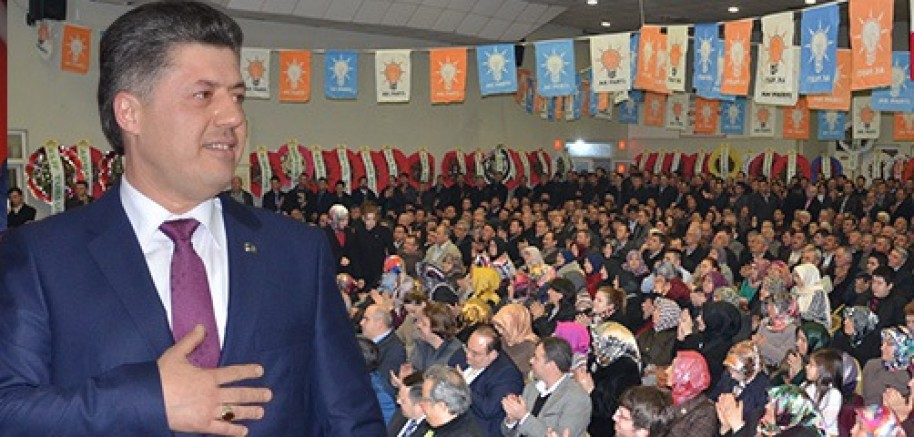 AK Parti Manisa Milletvekilleri Mehmet Ali Özkan ile ilgili görsel sonucu