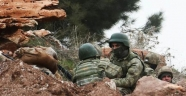 Soma Helvaları Afrin'de Mehmetçiğin Sofrasında…
