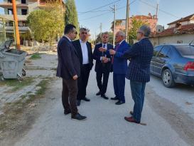 SOMA'YA YENİ SAĞLIK TESİSLERİ