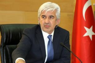 Manisa AK Parti'nin yeni il başkanı Salih Hızlı oldu